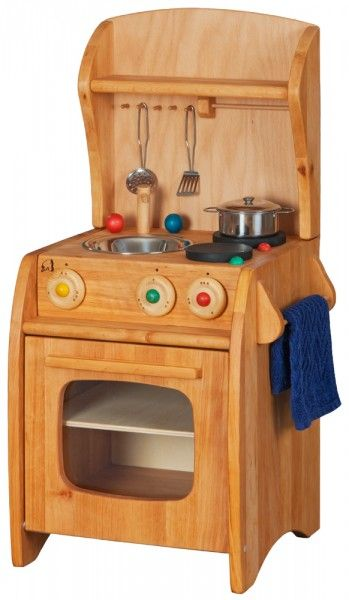 Verneuer, Play-kitchen, Alder